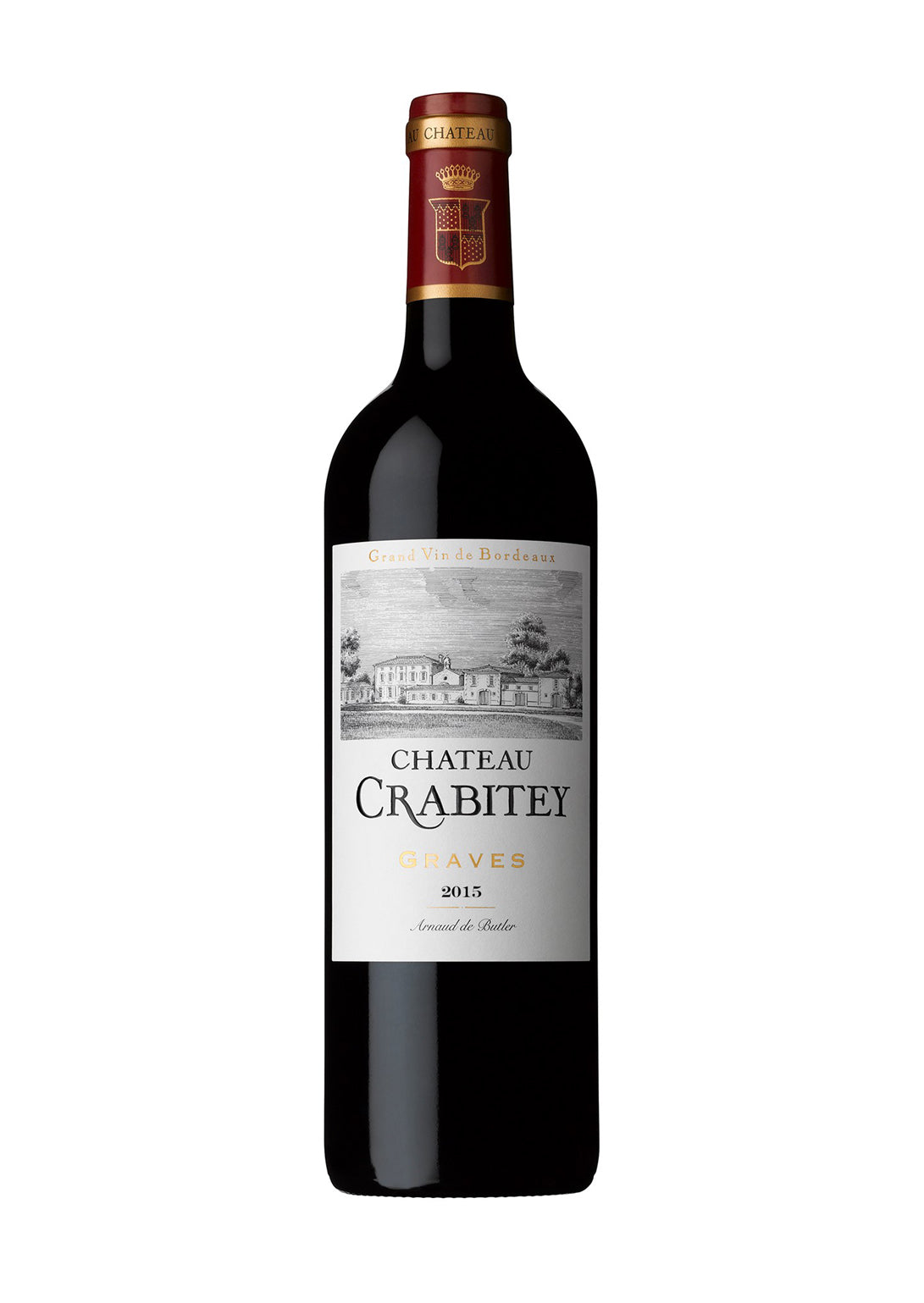 Chateau Crabitey AOC Graves Red 2014