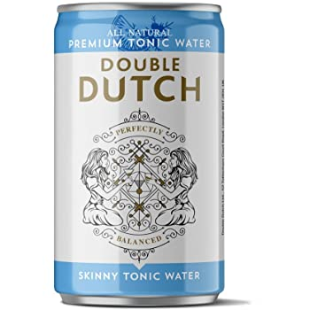 Double Dutch Skinny Tonic Case (24 cans)