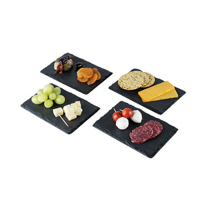 Slate Tapas Plate Set of 4