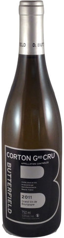 Butterfield - Corton Grand Cru Blanc