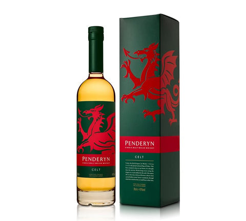 Penderyn 'Celt' Single Malt Whisky