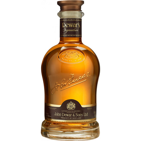 Dewar's 25 Year Old Signature Whisky