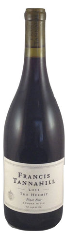 "FRANCIS TANNAHILL - Pinot Noir ""The Hermit"""