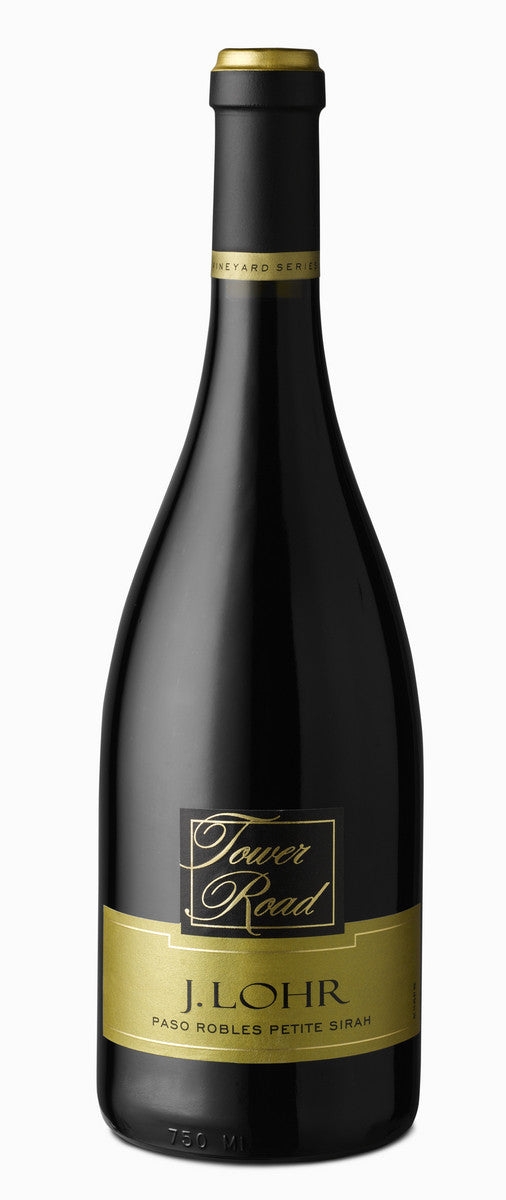 "J. Lohr Vineyards - Petite Sirah, ""Tower Road"" 2015"