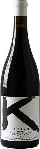 "K VINTNERS - Syrah ""The Deal"""