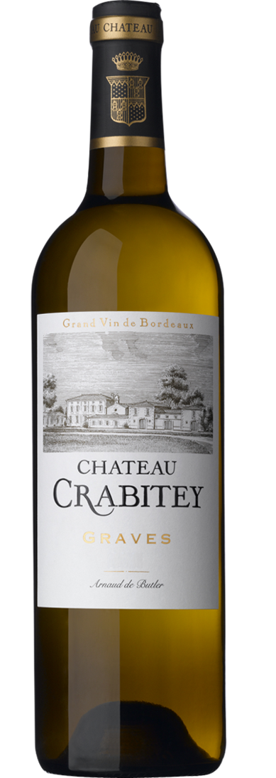 Chateau Crabitey AOC Graves White 2018