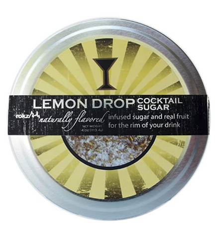 Lemon Drop Cocktail Sugar