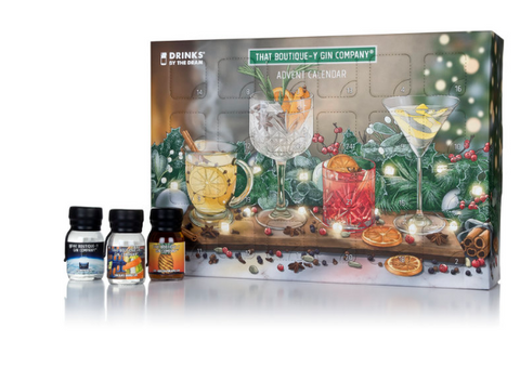 Gin Boutique-y Advent Calendar