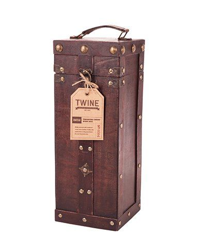 Treasure Chest Wine Box