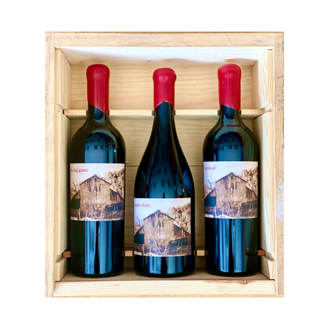 The Farm Winery 2010- 3 Bottle Gift Set