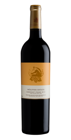 Wolffer Estate Cabernet Franc 2015