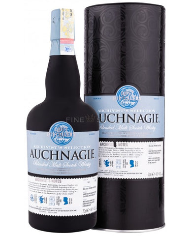 The Lost Distillery - Auchnagie 'Archivist' Whisky