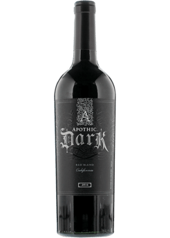 Apothic Dark (Red Blend)2015