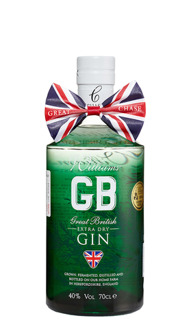 Williams Chase 'GB' Extra Dry Gin - 70ml