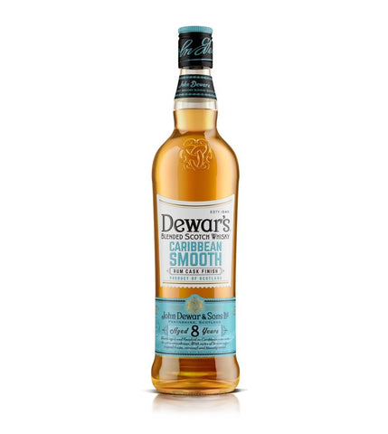 Dewar's 8 Year Old Caribbean Smooth Whisky