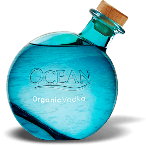 Ocean Organic Vodka .750ml