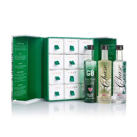 Chase 12 Days of Festive Spirits Gift Set