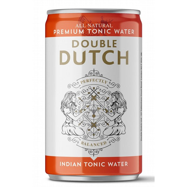 Double Dutch Indian Tonic Case (24 cans)