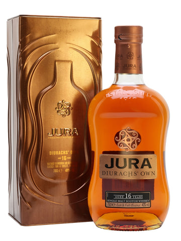 Jura 16 Year Old Scotch Whisky