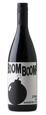 CHARLES SMITH WINES - Boom Boom Syrah