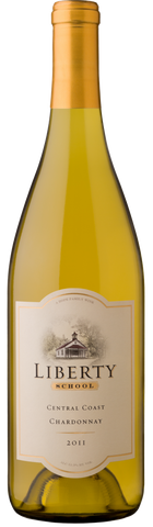 HOPE FAMILY WINES - Liberty School Chardonnay