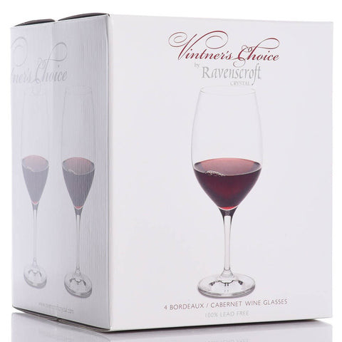 Ravenscroft Bordeaux Wine Glass (set of 4)