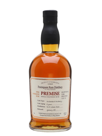 Foursquare Premise 10 Year Old Rum