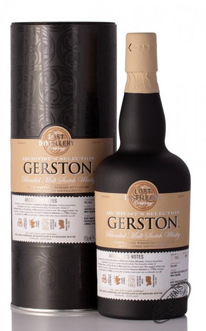 The Lost Distillery - Gerston 'Archivist' Whisky