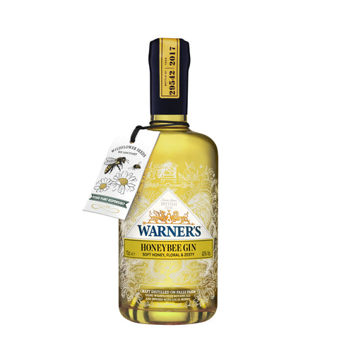 Warner's Honey Bee Gin