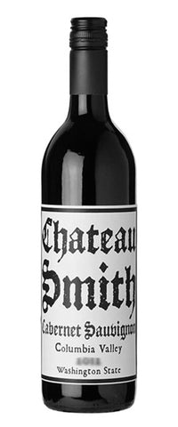 CHARLES SMITH WINES - Château Smith Cabernet Sauvignon
