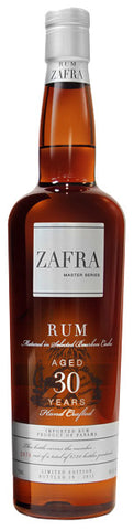 Zafra 30 Year Old Aged Rum