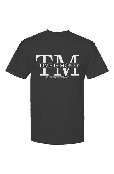 Time Is Money Clothing Classic-Logo Streetwear-T-Shirt