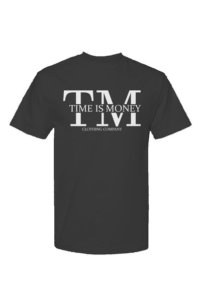 Time Is Money Clothing Classic-Streetwear-T-Shirt