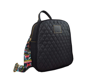 BackPack Sport Negra Étnika