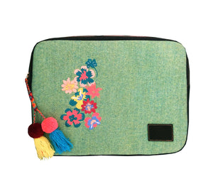 Funda Laptop Floral