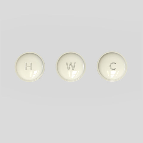 Icon Dash Knobs - 3 Set