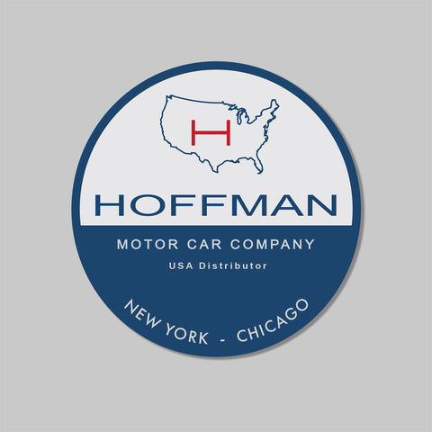 Hoffman Decal