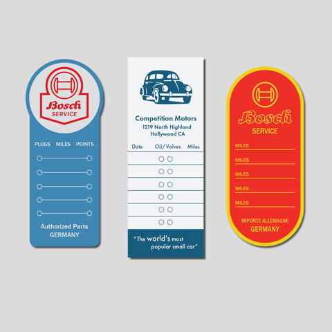 Door Jam Service decals