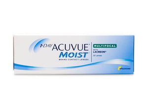 1 Day Acuvue Moist for Multifocal 30 Contact Lenses