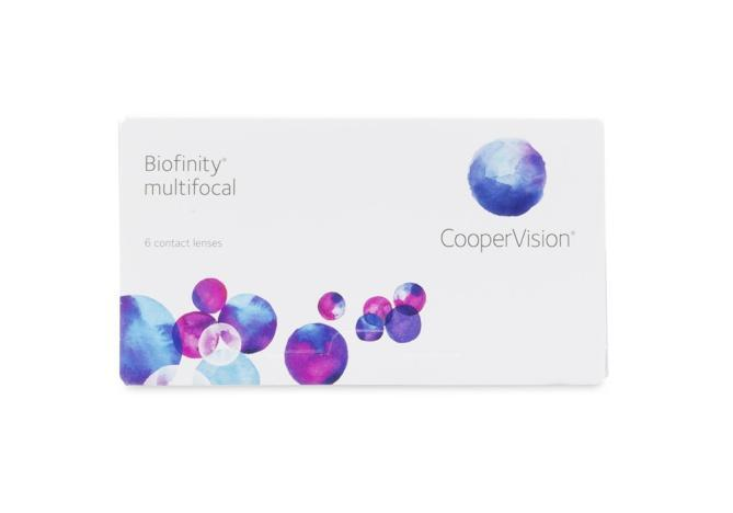 Biofinity Multifocal 6 Contact Lenses