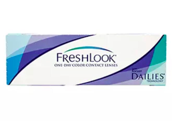 Freshlook Daily Colour 10 Contact Lenses