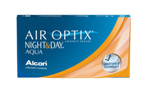 Air Optix Night And Day Aqua 6 Pack