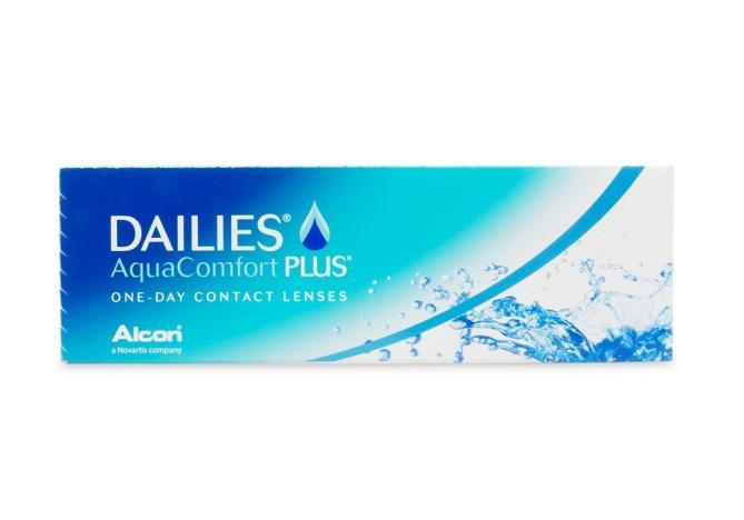 Dailies AquaComfort Plus 30 Contact Lenses