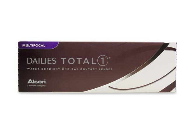 Dailies Total1 Multifocal 30 Contact Lenses