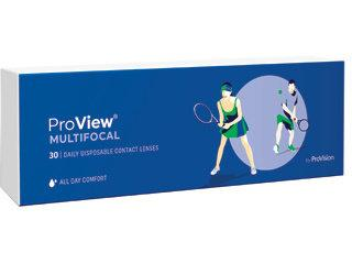 ProView MULTIFOCAL Daily Contact Lenses