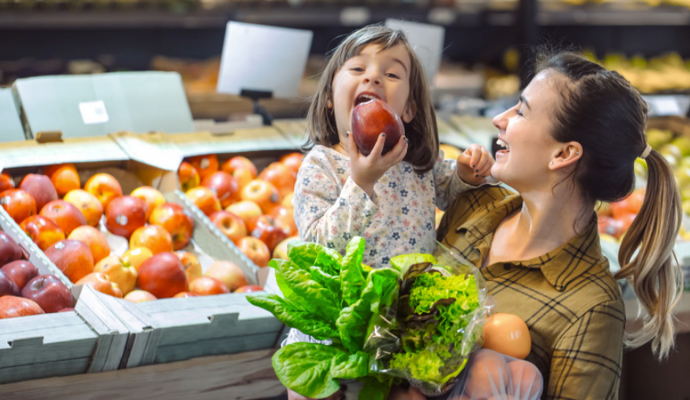 Gluten-Free Shopping & Nutritional Tips for Parents