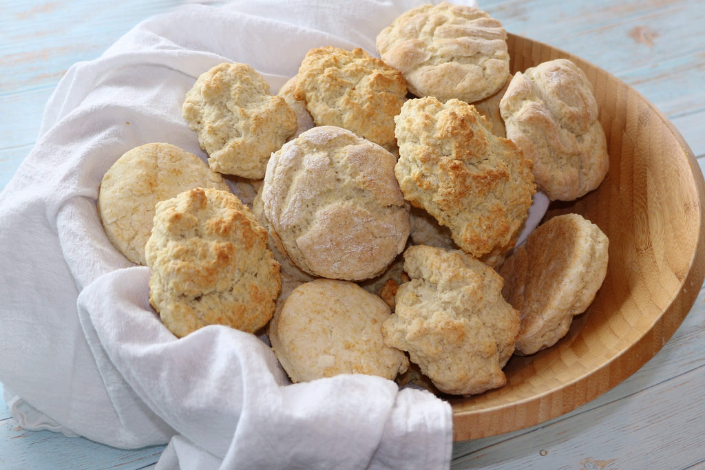 Gluten-Free Buttermilk Biscuit Mix