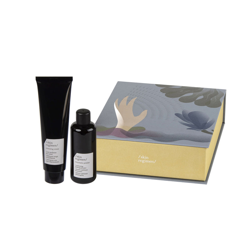 Skin Regimen Cleansing Essentials Kit