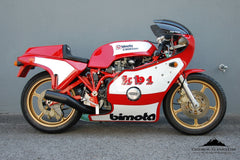 Bimota Kb1 1983 Superrare In Stunning Topstate - 2 Sets Of Rims Bike