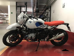 Bmw R Ninet Urban 933 Kms - Sold Bike